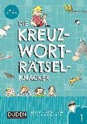 Cover-Bild zu Die Kreuzworträtselknacker - ab 7 Jahren (Band 1) (eBook) von Eck, Janine