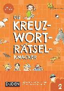 Cover-Bild zu Die Kreuzworträtselknacker - ab 7 Jahren (Band 2) (eBook) von Eck, Janine