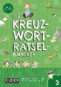 Cover-Bild zu Die Kreuzworträtselknacker - ab 8 Jahren (Band 3) (eBook) von Eck, Janine