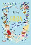 Cover-Bild zu Frida und die Blaubeersuppe von Bengt, Alva