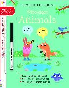 Cover-Bild zu Wipe-Clean Animals 5-6 von Watson, Hannah