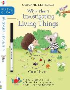 Cover-Bild zu Wipe-Clean Investigating Living Things 7-8 von Watson, Hannah