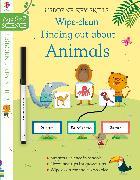 Cover-Bild zu Wipe-Clean Finding Out About Animals 6-7 von Watson, Hannah