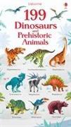 Cover-Bild zu 199 Dinosaurs and Prehistoric Animals von Watson, Hannah