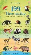 Cover-Bild zu 199 Tiere im Zoo von Watson, Hannah