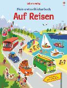 Cover-Bild zu Mein erstes Stickerbuch: Auf Reisen von Watson, Hannah