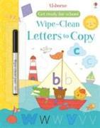 Cover-Bild zu Wipe-Clean Letters to Copy von Watson, Hannah
