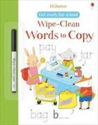 Cover-Bild zu Wipe-Clean Words to Copy von Watson, Hannah