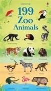 Cover-Bild zu 199 Zoo Animals von Watson, Hannah