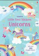 Cover-Bild zu Little First Stickers Unicorns von Watson, Hannah