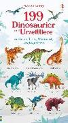 Cover-Bild zu 199 Dinosaurier und Urzeittiere von Watson, Hannah