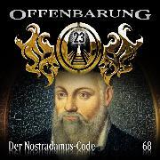 Cover-Bild zu Offenbarung 23, Folge 68: Der Nostradamus-Code (Audio Download) von Fibonacci, Catherine
