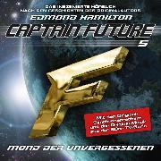 Cover-Bild zu Captain Future, Folge 5: Mond der Unvergessenen - nach Edmond Hamilton (Audio Download) von Hamilton, Edmond