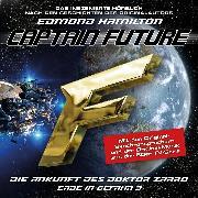 Cover-Bild zu Captain Future, Erde in Gefahr, Folge 3: Die Ankunft des Doktor Zarro (Audio Download) von Hamilton, Edmond