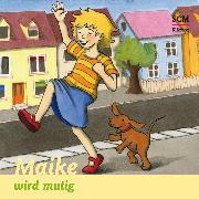 Cover-Bild zu Maike wird mutig (Audio Download) von Löffel-Schröder, Bärbel