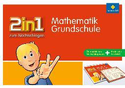 Cover-Bild zu 2in1 zum Nachschlagen. Mathematik. Grundschule von Müller, Siegfried