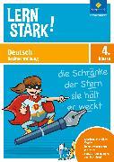 Cover-Bild zu LERNSTARK - Fit in der Grundschule. Deutsch Rechtschreibung 4. Lern- und Übungsbuch von Vau, Katja
