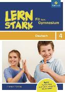 Cover-Bild zu Lernstartk - Deutsch 4. SJ. Intensiv-Training. Fit fürs Gymnasium von Vau, Katja