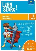Cover-Bild zu LERNSTARK 3. Deutsch Rechtschreibung von Vau, Katja