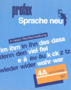 Cover-Bild zu Sprache neu 4A. Rechtschreibung von Linder, Luise
