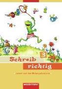 Cover-Bild zu Schreib richtig 3. Ausgabe 2007. Arbeitsheft