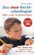 Cover-Bild zu Das neue Rechtschreibspiel von Stein, Arnd