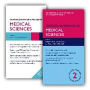 Cover-Bild zu Oxford Handbook of Medical Sciences and Oxford Assess and Progress: Medical Sciences Pack von Wilkins, Robert (University Lecturer in Physiology, American Fellow in Physiology, University of Oxford, UK) (Hrsg.)