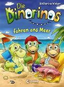 Cover-Bild zu Die Dinorinos fahren ans Meer von Wieker, Katharina