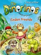 Cover-Bild zu Die Dinorinos finden Freunde von Wieker, Katharina