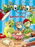 Cover-Bild zu Die Dinorinos können alles (eBook) von Wieker, Katharina
