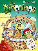 Cover-Bild zu Die Dinorinos wollen Kekse (eBook) von Wieker, Katharina