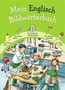 Cover-Bild zu Mein Englisch Bildwörterbuch von Wieker, Katharina (Illustr.)