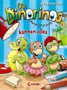 Cover-Bild zu Die Dinorinos können alles von Wieker, Katharina