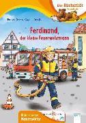 Cover-Bild zu Ferdinand, der kleine Feuerwehrmann von Zoschke, Barbara