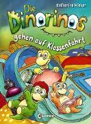 Cover-Bild zu Die Dinorinos gehen auf Klassenfahrt von Wieker, Katharina