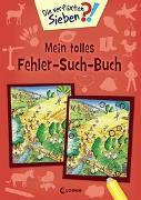 Cover-Bild zu Die verflixten Sieben - Mein tolles Fehler-Such-Buch von Loewe Lernen und Rätseln (Hrsg.)