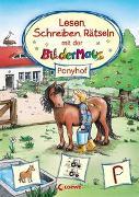 Cover-Bild zu Lesen, Schreiben, Rätseln mit der Bildermaus von Koenig, Christina