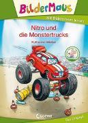 Cover-Bild zu Bildermaus - Nitro und die Monstertrucks von Wieker, Katharina