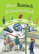 Cover-Bild zu Mein Russisch Bildwörterbuch von Wieker, Katharina (Illustr.)