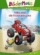 Cover-Bild zu Bildermaus - Nitro und die Monstertrucks (eBook) von Wieker, Katharina