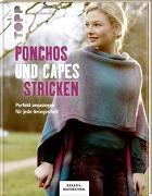 Cover-Bild zu Ponchos und Capes stricken (KREATIV.INSPIRATION) von Maaßen, Rita