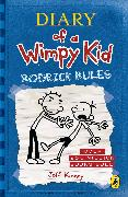 Cover-Bild zu Diary of a Wimpy Kid: Rodrick Rules (Book 2) von Kinney, Jeff