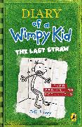Cover-Bild zu Diary of a Wimpy Kid: The Last Straw (Book 3) von Kinney, Jeff