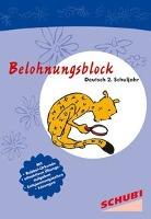 Cover-Bild zu Belohnungsblock Deutsch. 2. Schuljahr