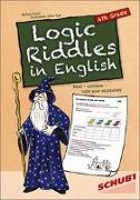 Cover-Bild zu Logic Riddles in English von Stucki, Barbara