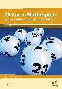 Cover-Bild zu 28 kurze Mathespiele von Wiese, Ilse