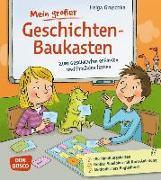Cover-Bild zu Mein großer Geschichten-Baukasten zum Geschichten erfinden und Erzählen lernen von Gruschka, Helga
