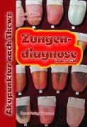 Cover-Bild zu Zungendiagnose in 54 Bildern von Thews, Franz