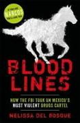 Cover-Bild zu Bloodlines. How the FBI took on Mexico's most violent drugs cartel