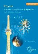 Cover-Bild zu Physik FOS Technik Bayern - Jgst. 11 von Drössler, Patrick